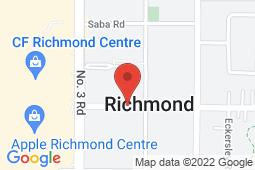Map of 8171 Cook Road, Richmond, British Columbia - Cook Road Medical Clinic - Cook Road Medical Clinic