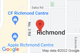 Map of 8120 Cook Road, Richmond, British Columbia - Island Medical Center - Island Medical Center