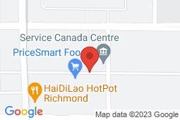 Map of 8291 Ackroyd Road, Richmond, British Columbia - Guildford Medical Clinic Richmond - Guildford Medical Clinic