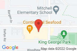 Map of 4081 No. 5 Road, Richmond, British Columbia - Live Well Medical Centre Cambie Satellite Office - Live Well Medical Centre