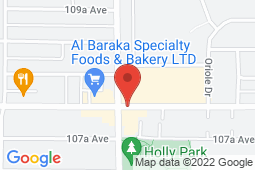 Map of 14815 108th Avenue, Richmond, British Columbia - Riverside Heights Medical Clinic - Riverside Heights Medical Clinic