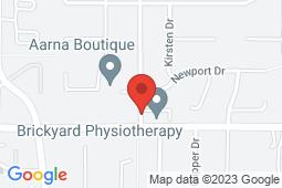 Map of 6010 Brickyard Road, Nanaimo, British Columbia - Caledonian Clinic Brickyard Road - Caledonian Clinic