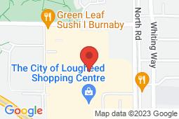 Map of 300-9855 Austin Road, Burnaby, British Columbia - Viva Care Austin Road - Viva Care