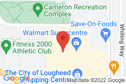 Map of 9855 Austin Road, Burnaby, British Columbia - Lougheed Medical Clinic Ltd - Lougheed Medical Clinic Ltd
