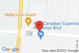 Map of A-1859 Grant Avenue, Winnipeg, Manitoba - Kenaston Mall Walk In - Kenaston Mall Walk In