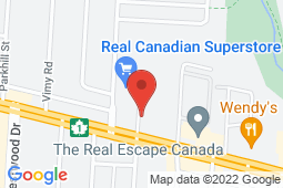 Map of 3193 Portage Avenue, Winnipeg, Manitoba - Haven Medical Clinic - Haven Medical Clinic