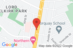 Map of 878 Main Street, Winnipeg, Manitoba - White Cross Health Care Main Street - White Cross Health Care