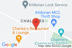 Map of 359 Johnson Ave W, Unit D, Winnipeg, Manitoba - Chalmers Community Medical Clinic - Chalmers Community Medical Clinic