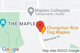 Map of 1287 Jefferson Avenue, Winnipeg, Manitoba - Medi-Care Clinic - Medi-Care Clinic