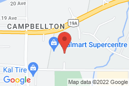 Map of 277 Evergreen Road, Campbell River, British Columbia - Discovery Medical Walk-In Clinic - Discovery Medical Walk-In Clinic