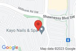 Map of 635 Shawcliffe Gate SW, Calgary, Alberta - FiveCees Medical Centre - FiveCees Medical Centre