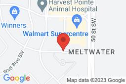 Map of 110 Watt Common SW, Edmonton, Alberta - Watt Common Medical Clinic - Watt Common Medical Clinic