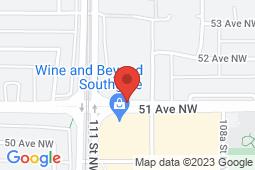 Map of 11076-51 Avenue, Edmonton, Alberta - Pleasantview Medicentre - Medicentres