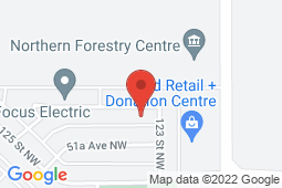 Map of Unit 101, 6207 - 50 Street, Edmonton, Alberta - Care Plus Medical Clinic - Care Plus Medical Clinics