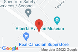 Map of 11541 Kingsway NW, Edmonton, Alberta - Blatchford Field Medical Clinic - Primacy Medical Clinics