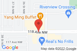 Map of 11730 34 St NW, Edmonton, Alberta - Beverly Towne Medical Clinic - Beverly Towne Medical Clinic