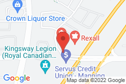 Map of 14433 Miller Blvd NW, Edmonton, Alberta - H Clinic Walk-In And Family Practice - H Clinic Walk-In And Family Practice