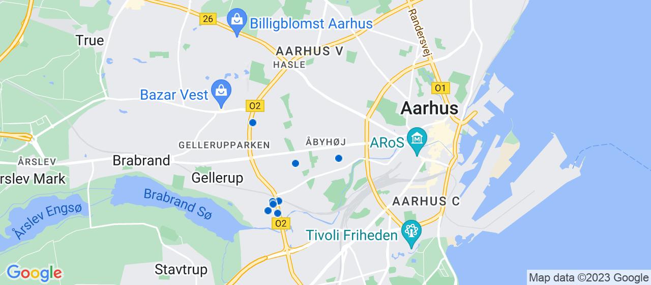 rengøringsfirmaer i Åbyhøj