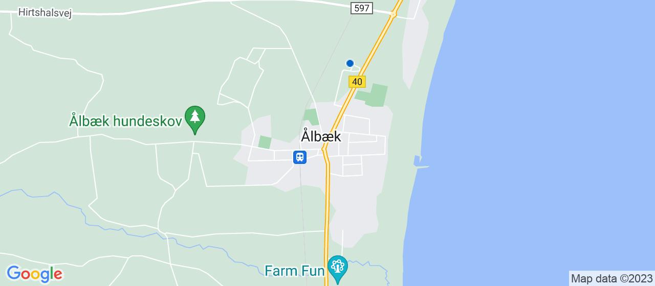malerfirmaer i Ålbæk
