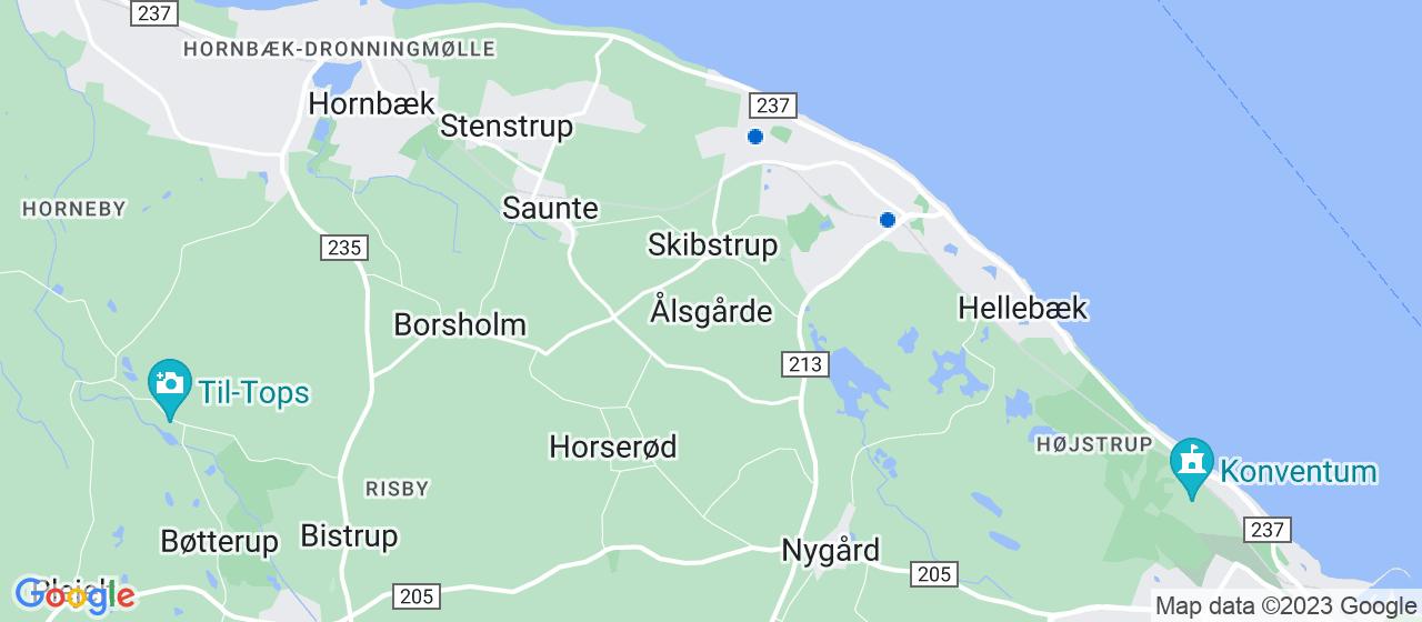 tagdækningsvirksomheder i Ålsgårde