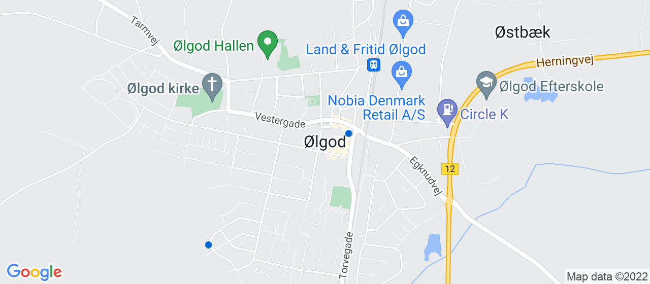 ejendomsmæglerfirmaer i Ølgod