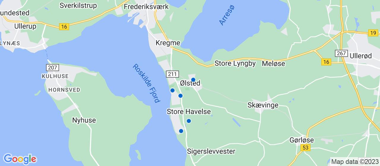 tømrerfirmaer i Ølsted
