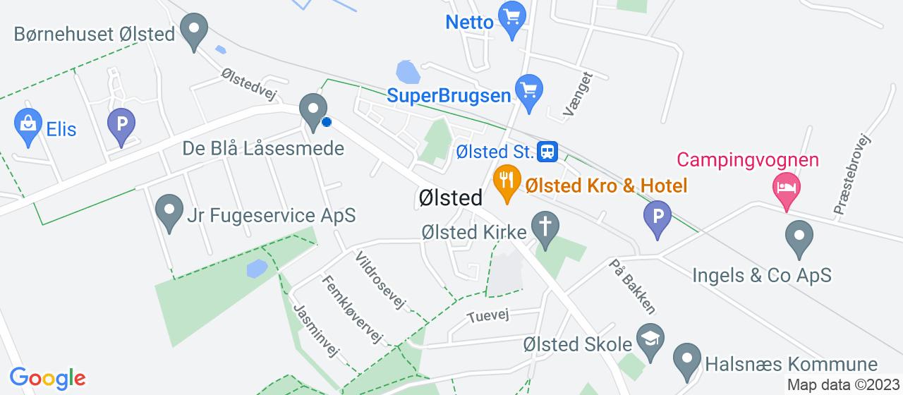 alarmselskaber i Ølsted