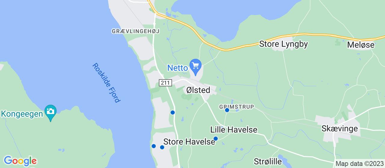 varmepumpe firmaer i Ølsted