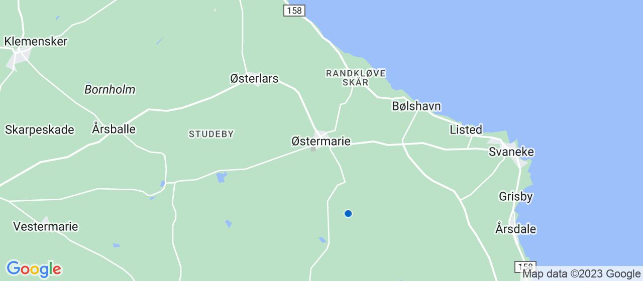 malerfirmaer i Østermarie