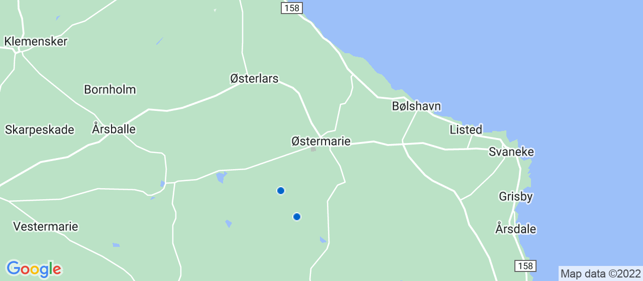 byggefirmaer i Østermarie