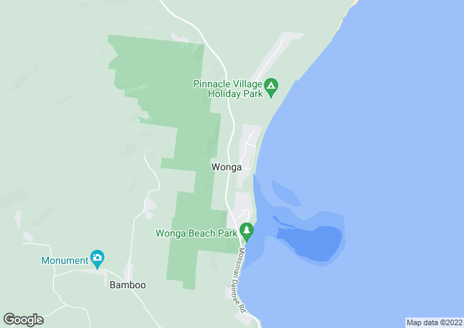 Map for WONGA 4873