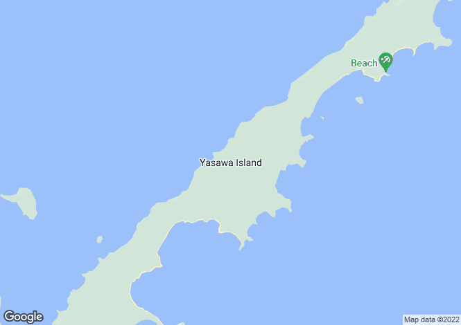 Map for Fiji