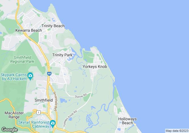Map for Unit 1/528 Varley Street, YORKEYS KNOB 4878