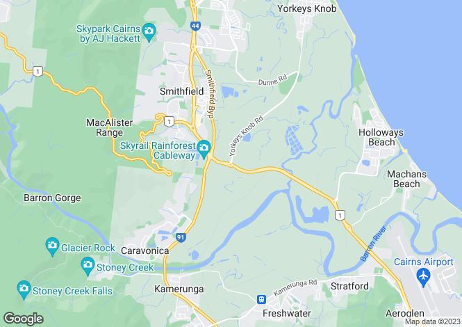 Map for Lot 901 Canopys Edge Estate, SMITHFIELD 4878