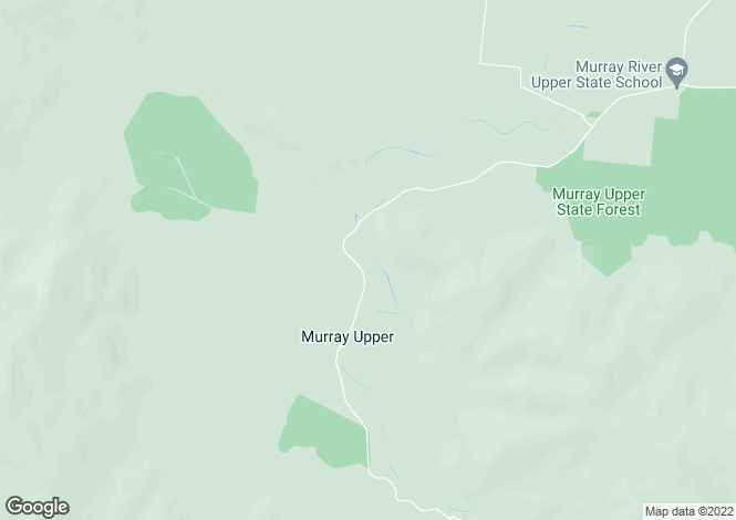 Map for 548 Upper Murray Road, MURRAY UPPER 4854