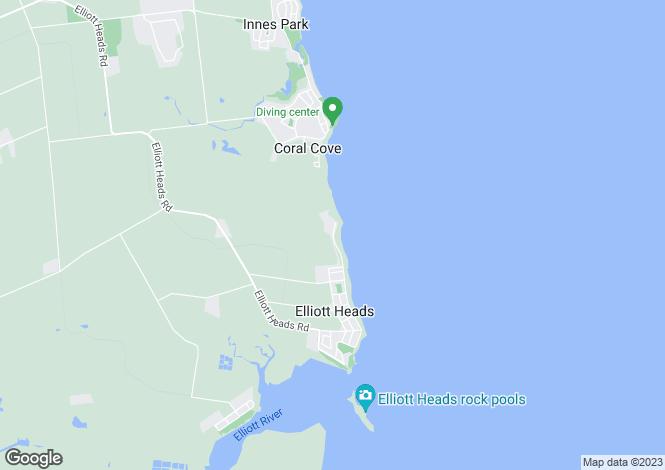 Map for 15 Camilleri Court, Elliott Heads 4670