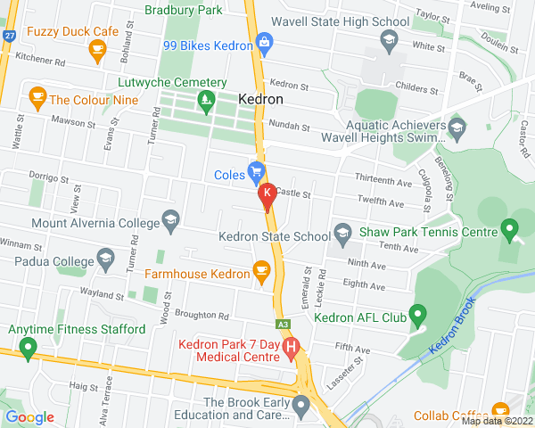 Brisbane MG Kedron