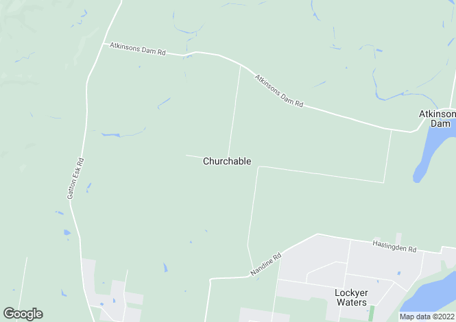 Map for CHURCHABLE 4311