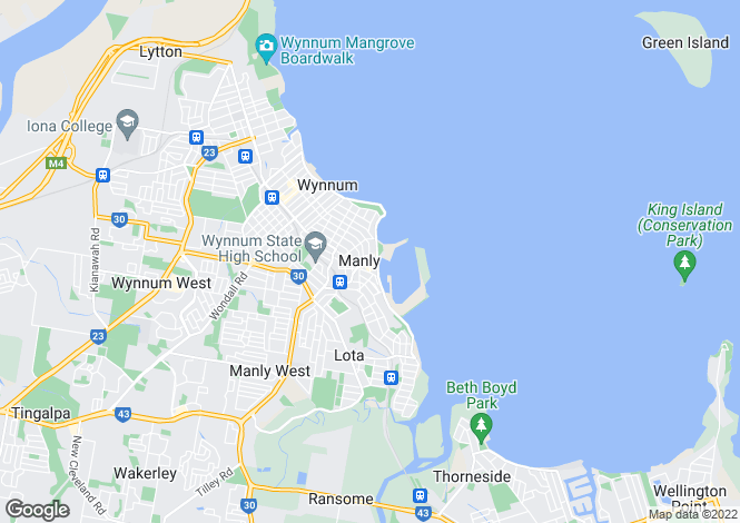 Map for 87 Oceana Terrace, MANLY 4179