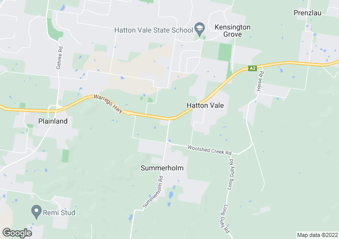 Map for 3 Laurel Rd, HATTON VALE 4341