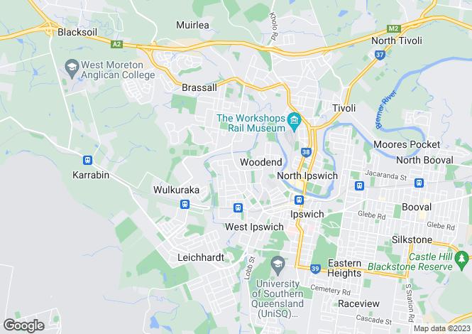 Map for 31 Hawthorne Street, COALFALLS 4305
