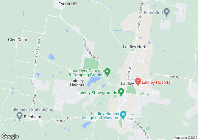 Map for 11 Grebe Court, LAIDLEY HEIGHTS 4341