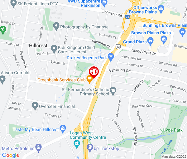 Browns Plains MG Browns Plains MG