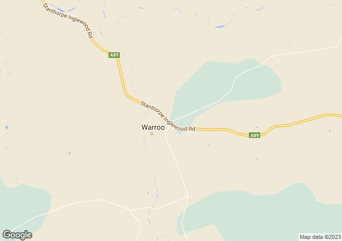 Map for Yarran Hollybank Road, WARROO 4387