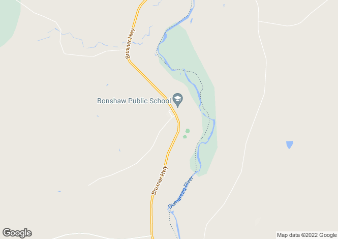 Map for 3894 Rocky Creek Road, BONSHAW 2361