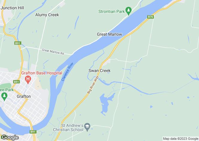 Map for LOT 12 Murphy's Road, SWAN CREEK 4370