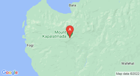 map of Mount Kapalatmada (Indonesia)