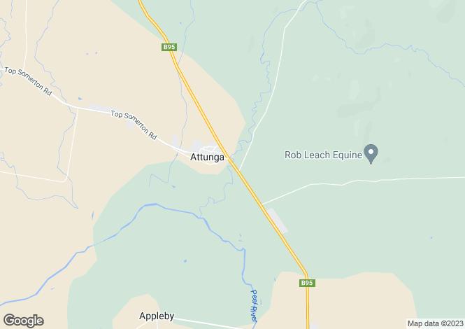 Map for Lot 'Serendipity'/236 Magnasite Road, ATTUNGA 2345