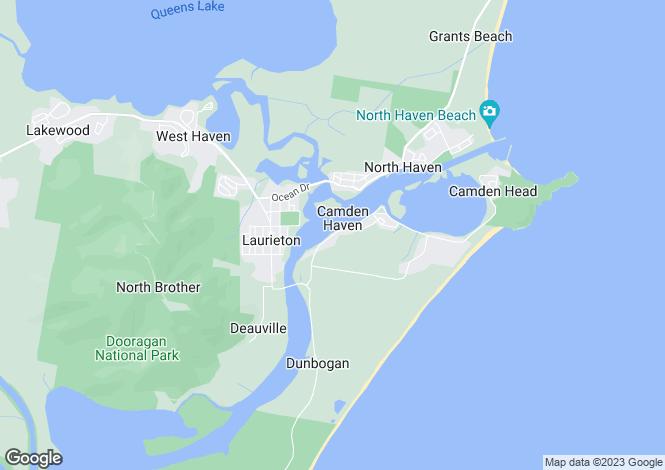 Map for 17 Birramal Drive, DUNBOGAN 2443
