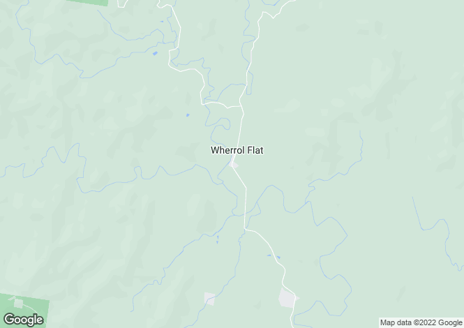 Map for WHERROL FLAT 2429